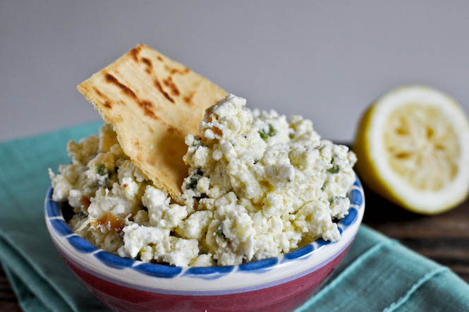 Crazy Feta Dip ~ from How Sweet It Is « Octavia's Vintage