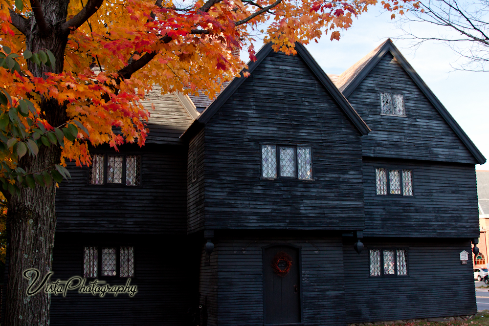 Salem, Massachusetts ~ The Witch City Part One | Octavia's ...