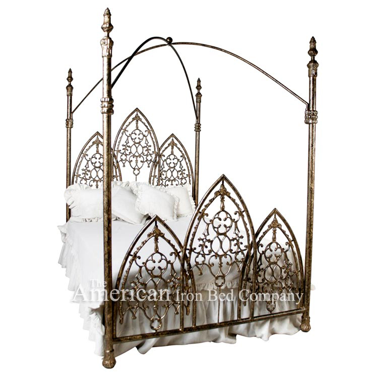 Sleep Is My Lover Now Gothic Iron Bed The Ultimate In