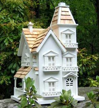 Victorian style bird house plans disagreeable02dif for Bird house styles